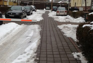 Unser Personal für Winterdienst bewältigt auch den härtesten und kältesten Winter!